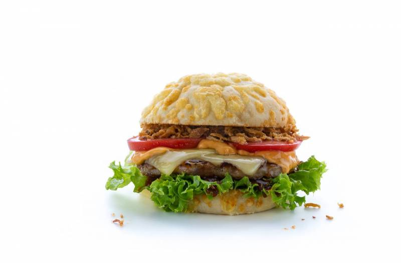 Burger Kunde Wienerwald